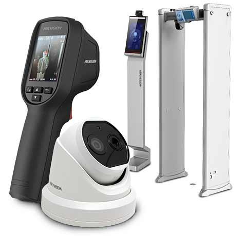 Hikvision Thermal Cameras