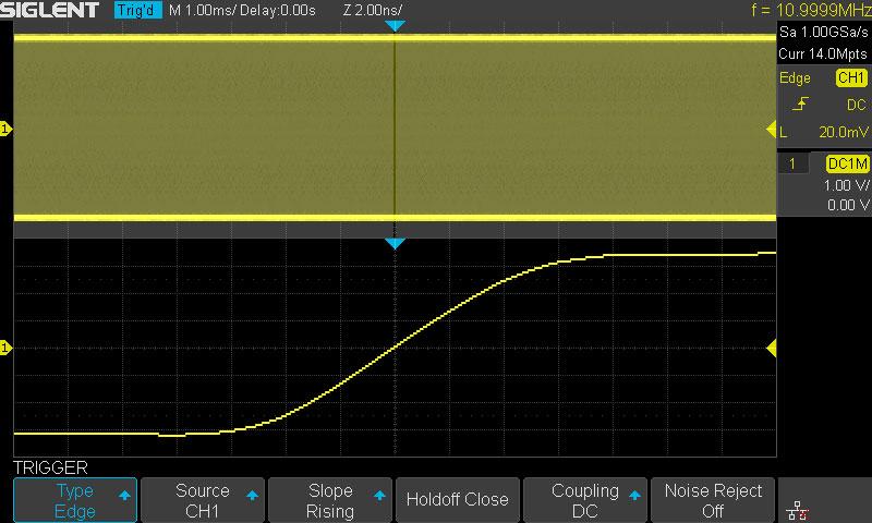 SDS1202X-E Record Length