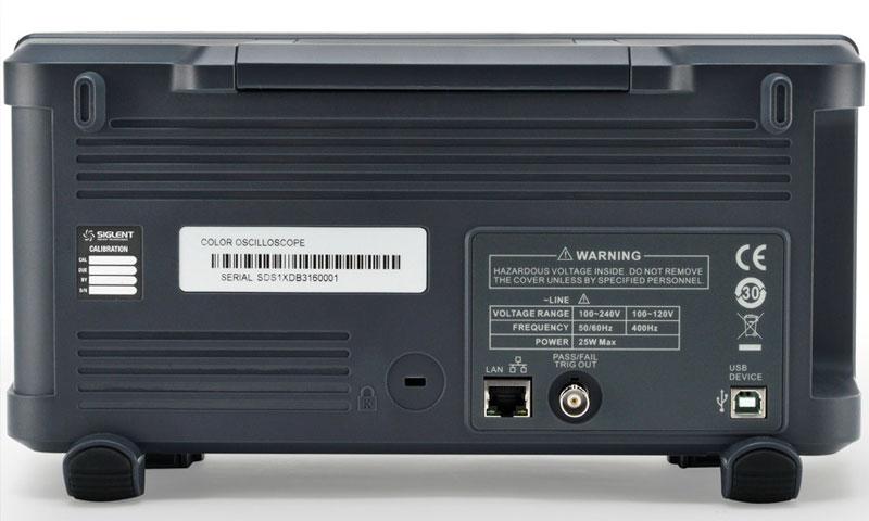 SDS1202X-E Connectivity