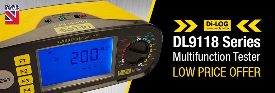 Di-Log Price Promo