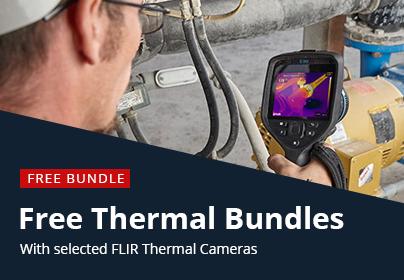 Free Bundles with FLIR Thermal Cameras