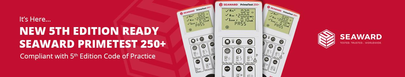 Seaward 5th Edition Primetest 250+