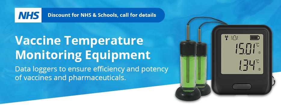 Vaccine Temperature Monitoring Equipment