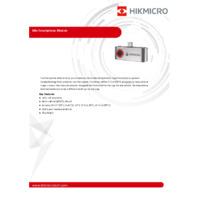 Hikmicro Mini Android Smartphone Thermal Module (Silver) - Datasheet