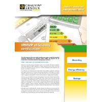Chauvin Arnoux Case Study - IPMVP Efficiency Verification