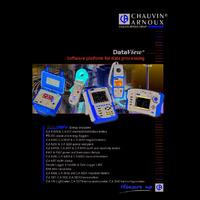 Chauvin Arnoux DataView - Datasheet