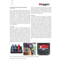 Megger Less is More Article