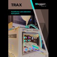 Megger TRAX 280 Transformer & Substation Test System - Datasheet