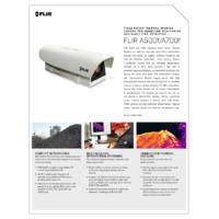 FLIR A500f & A700F Advanced Smart Sensor Thermal Camera - Datasheet