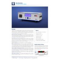 Time Electronics 5030 Electrical Tester Calibrator - Datasheet