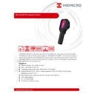 Hikmicro B2L Handheld Thermal Camera - Datasheet