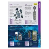 DiLog DL7040 Digital Light Meter - Datasheet