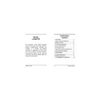 DiLog DL7030 Digital Light Meter - User Manual