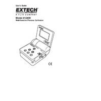 Extech 412400 User Manual