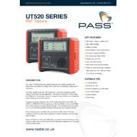 UNI-T UT520 Series - Datasheet