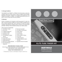 Martindale FD650 - Instruction Manual