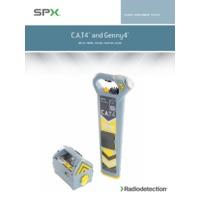 Radiodetection CAT4 - Datasheet