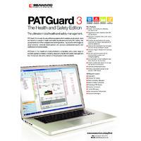 Seaward PATGuard 3 Software - Datasheet