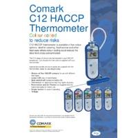 Comark C12 HACCP Thermometer - User Manual