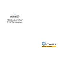 Comark RF500A Gateway - Manual
