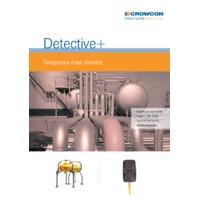 Crowcon Detective+ Multigas Area Monitor - Datasheet