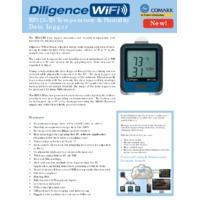 Comark RF313-TH Diligence Datalogger - Datasheet