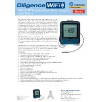 Comark RF312-TP Diligence WiFi Temperature Datalogger - Datasheet