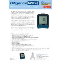 Comark RF311-T Diligence WiFi Temperature Datalogger - Datasheet