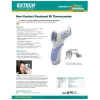 Extech IR200 Infrared Thermometer - Datasheet