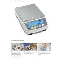 Kern PCB Series Balance - Brochure