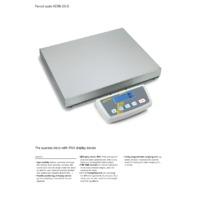 Kern DE Parcel Scales - Brochure