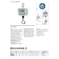 Kern HFB Hanging Scale - Brochure