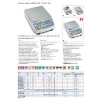 Kern KB Series - Brochure