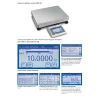 Kern IKT Platform Scales - Datasheet