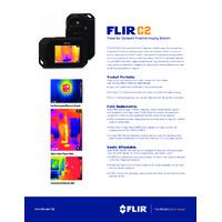 FLIR C2 Pocket-Sized Thermal Camera - Datasheet