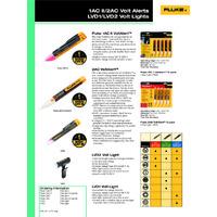 Fluke LVD2 Voltage Detector - Datasheet