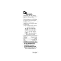 TPI 725 Gas Leak Detector - User Manual