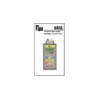 TPI 665L Manometer - User Manual
