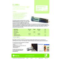 FilesThruTheAir EL-USB-1 EasyLog USB Temperature Datalogger - Datasheet