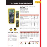Fluke 175 Digital Multimeter - Datasheet