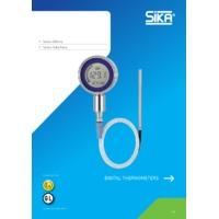 Sika 850 SolarTemp Marine Digital Thermometer - Datasheet