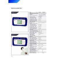 Sika MC 75 Multifunction Calibrator - Datasheet