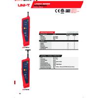 UNI-T UT651B Lamp Tester - Datasheet