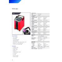 Sika TP M 165 S Temperature Calibrator - Datasheet