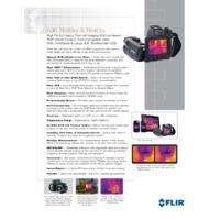 FLIR T640bx Thermal Camera - Datasheet