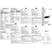 Chauvin Arnoux MINI 03 AC Current Clamp Adaptor - User Manual