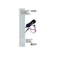 Chauvin Arnoux CA1871 Infrared Probe - User Guide