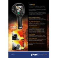 FLIR K65 Thermal Camera - Datasheet