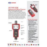 Amprobe AT-7000-TE Wire Tracer Transmitter - Datasheet