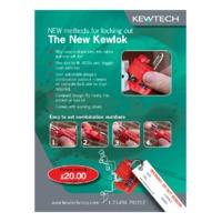 Kewtech KEWLOK - Datasheet
